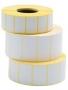 Самоклеющаяся этикетка 43 мм х 25 мм /40-1000 - Самоклеющаяся этикетка для печати на термопринтере этикеток (штрих -кода) 43 мм х 25 мм /40-1000